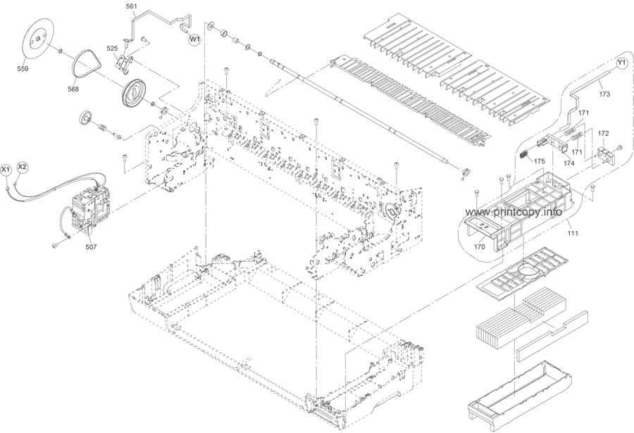 Parts Catalog > Epson > Stylus Pro 3880 > page 8