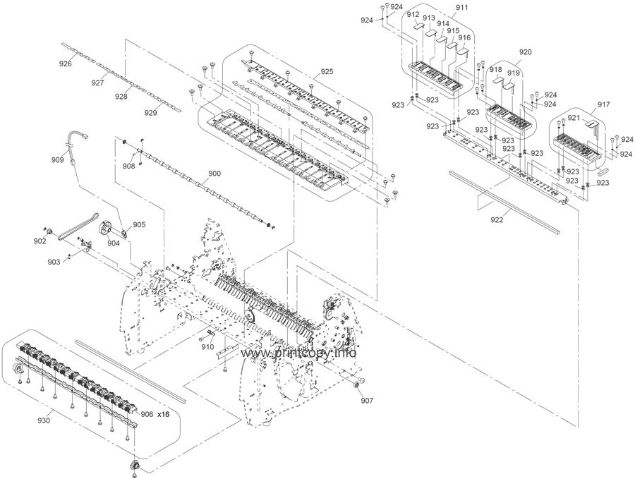 Parts Catalog > Epson > Stylus Pro 4800 > page 12