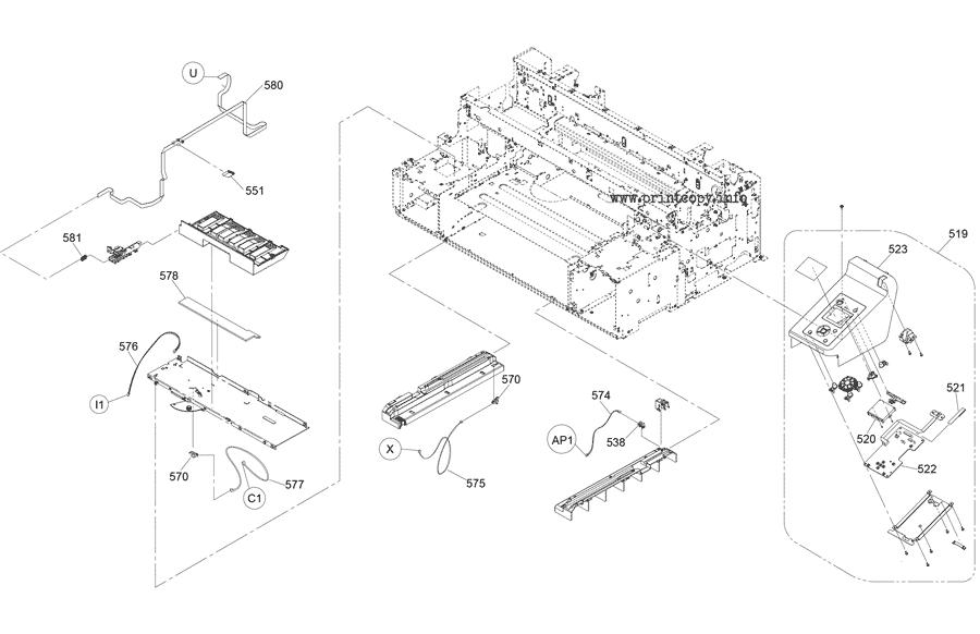 Parts Catalog > Epson > Stylus Pro 4900 > page 4