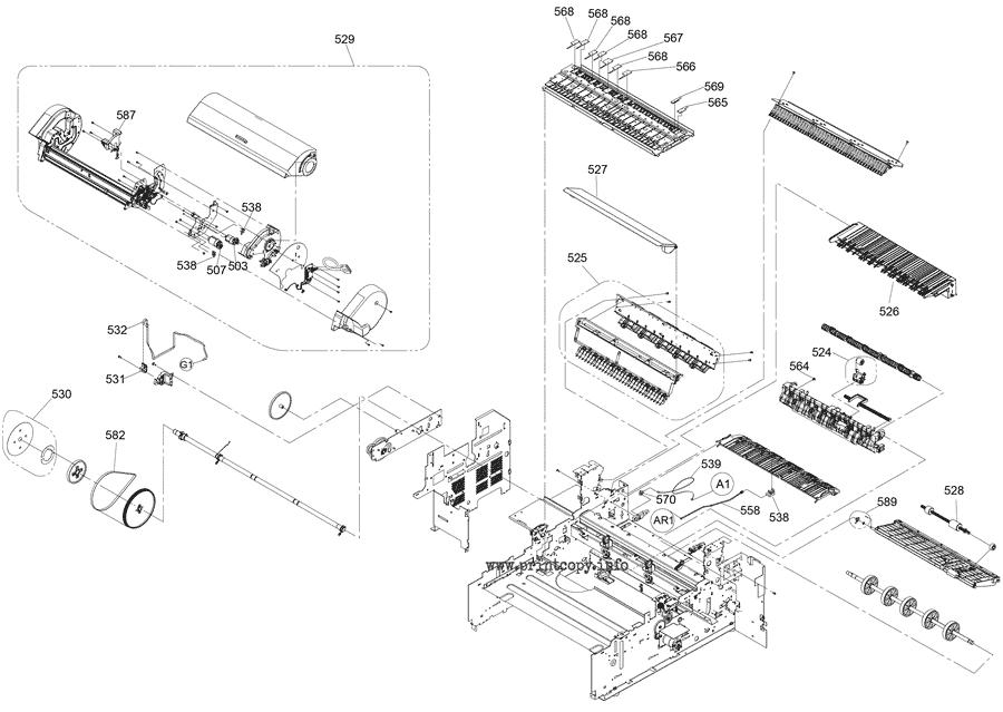 Parts Catalog > Epson > Stylus Pro 4900 > page 5