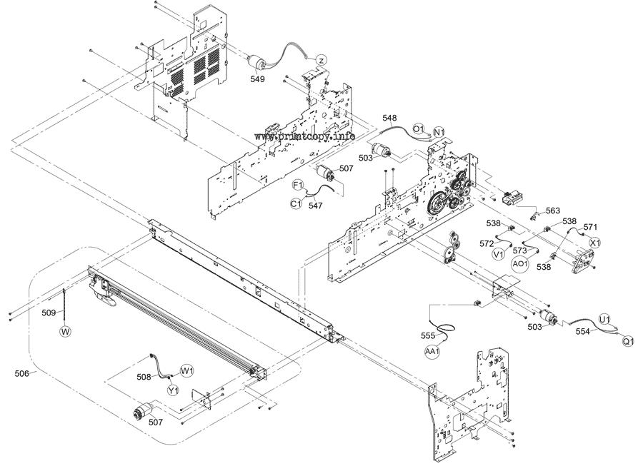 Parts Catalog > Epson > Stylus Pro 4900 > page 7