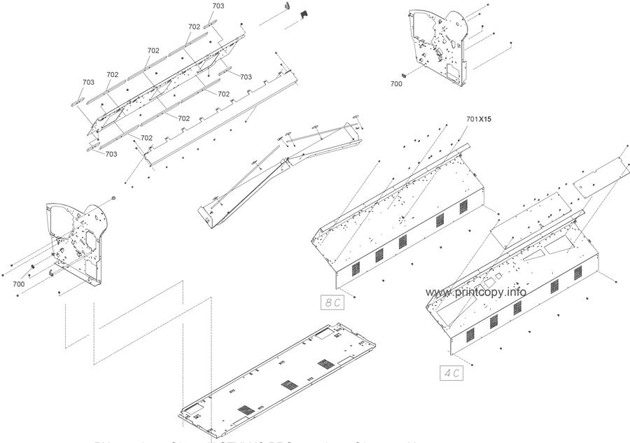 Parts Catalog > Epson > Stylus Pro 9450 > page 9
