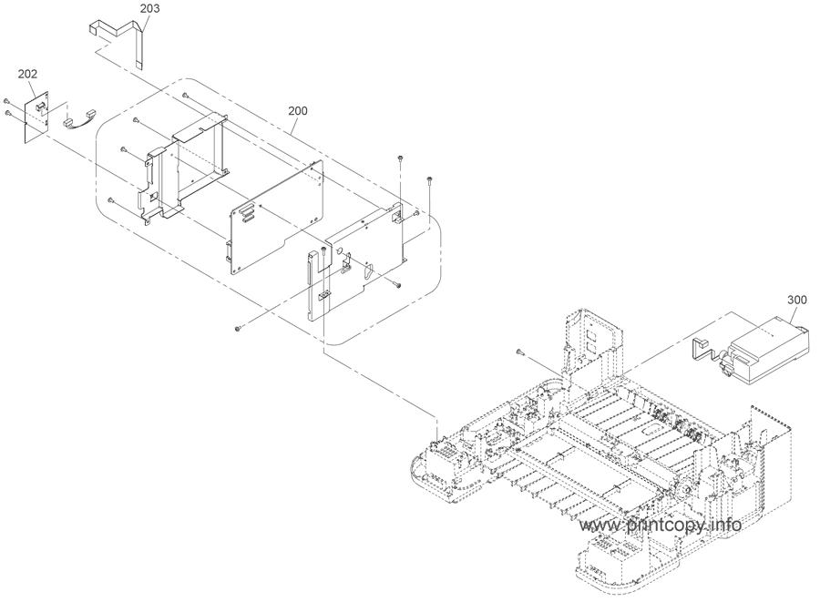 Parts Catalog > Epson > Stylus NX530 > page 2