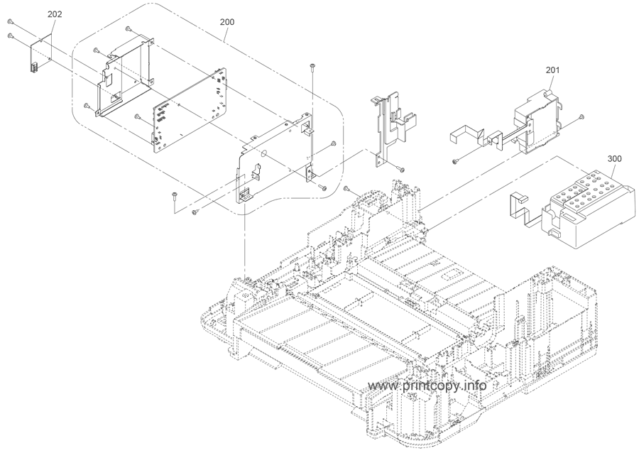Parts Catalog > Epson > WorkForce WF3520 > page 2