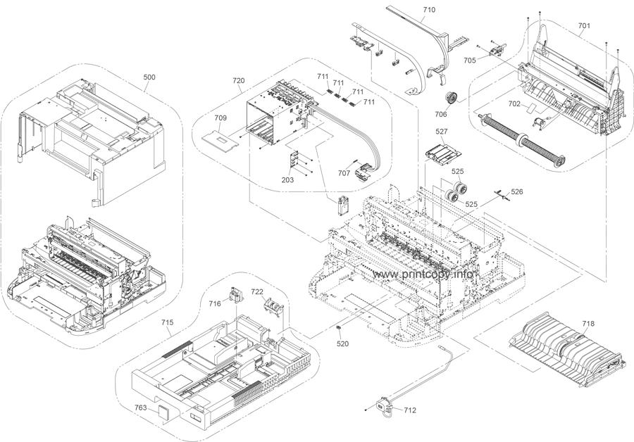 Parts Catalog > Epson > WorkForce WF8510 > page 4