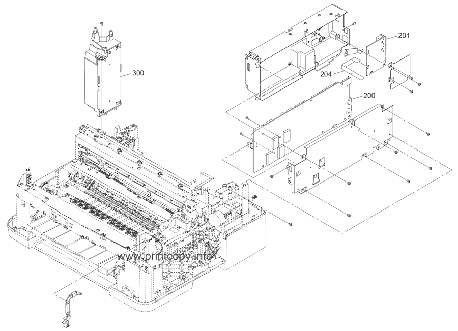 Parts Catalog > Epson > WorkForce Pro WPM4525 > page 3