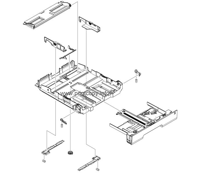 Parts Catalog > HP > Color LaserJet CP1515 > page 7