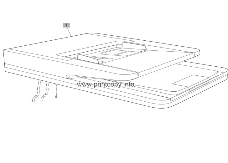 Parts Catalog > HP > Color LaserJet Pro MFP M477 > page 1