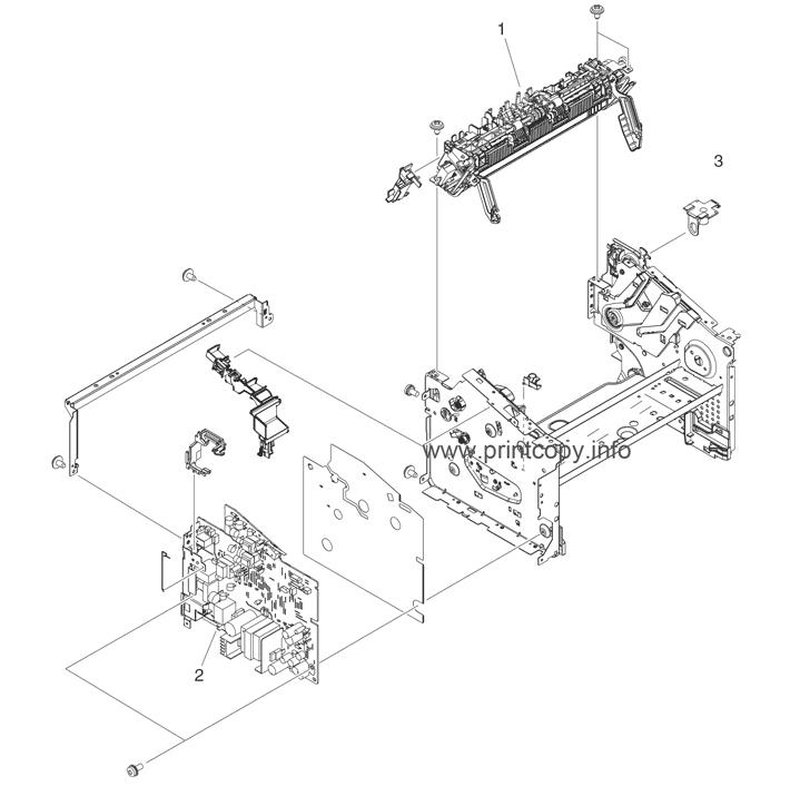 Parts Catalog > HP > LaserJet M1120 MFP > page 4