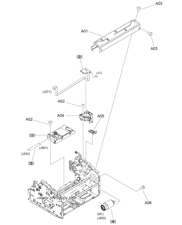 Parts Catalog > HP > LaserJet M127 Pro MFP > page 4