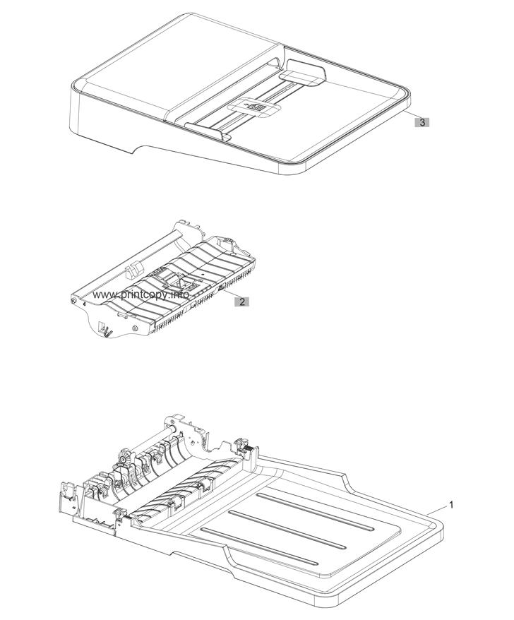 Parts Catalog > HP > LaserJet M127 Pro MFP > page 10