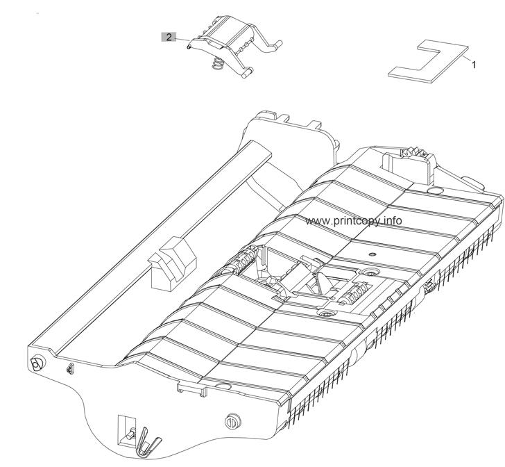 Parts Catalog > HP > LaserJet M127 Pro MFP > page 12
