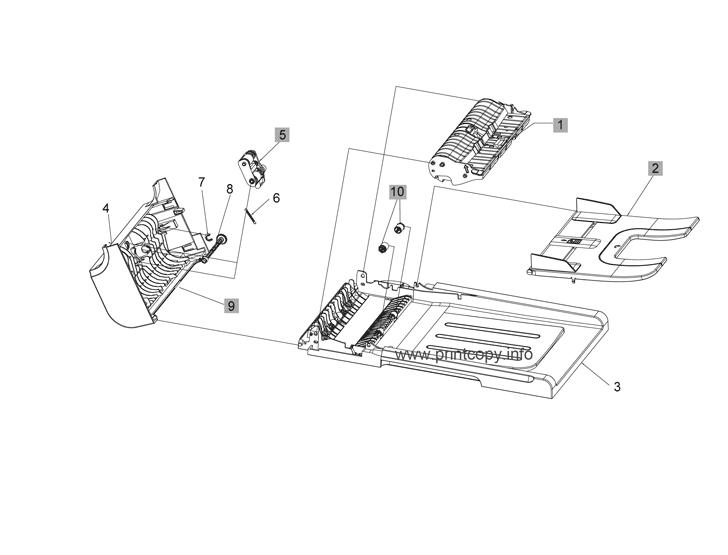 Parts Catalog > HP > LaserJet M175 Pro 100 Color MFP > page 5