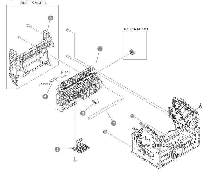 Parts Catalog > HP > LaserJet M201dw Pro > page 4