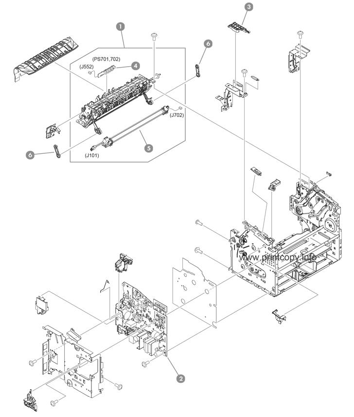 Parts Catalog > HP > LaserJet Pro MFP M225 > page 2