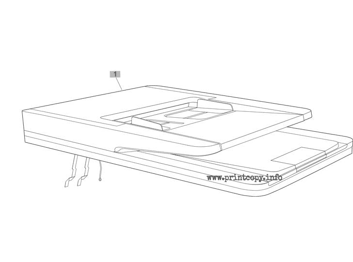 Parts Catalog > HP > LaserJet M428fdn Pro MFP > page 1