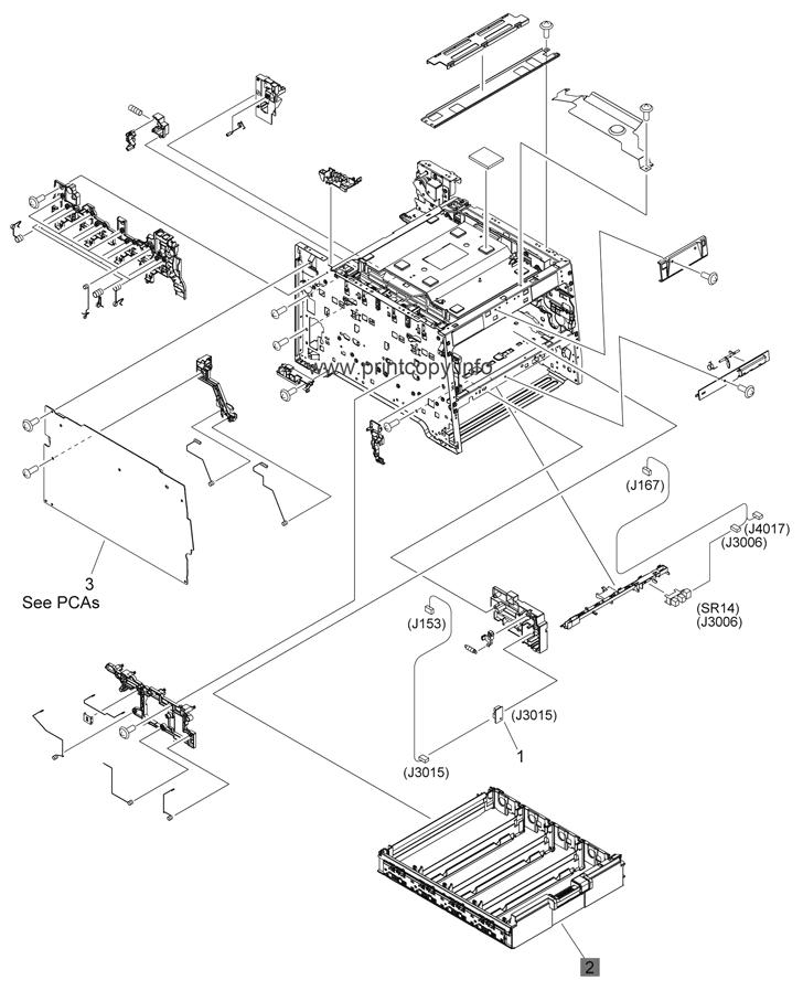 Parts Catalog > HP > LaserJet Pro Color MFP M475 > page 3