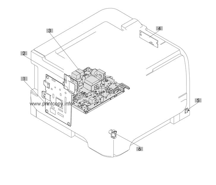 Parts Catalog > HP > LaserJet Pro 400 M401 > page 8