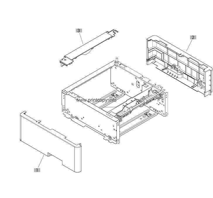 Parts Catalog > HP > LaserJet M401 Pro 400 > page 9