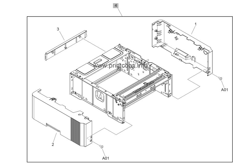 Parts Catalog > HP > LaserJet Pro MFP M427 > page 7