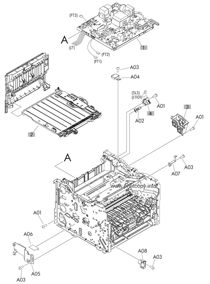 Parts Catalog > HP > LaserJet Pro 400 MFP M425 > page 6