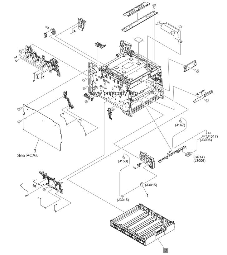 Parts Catalog > HP > LaserJet Pro Color MFP M476 > page 3