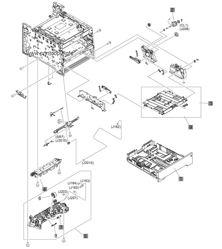 Parts Catalog > HP > LaserJet Pro Color MFP M476 > page 5