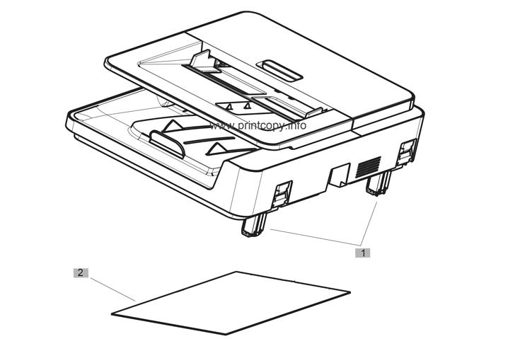 Parts Catalog > HP > LaserJet Enterprise MFP M630 > page 2