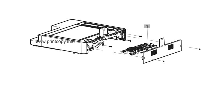 Parts Catalog > HP > LaserJet Enterprise MFP M630 > page 4