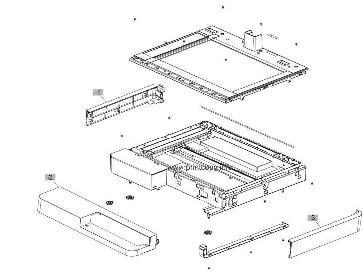 Parts Catalog > HP > LaserJet Enterprise Flow MFP M830