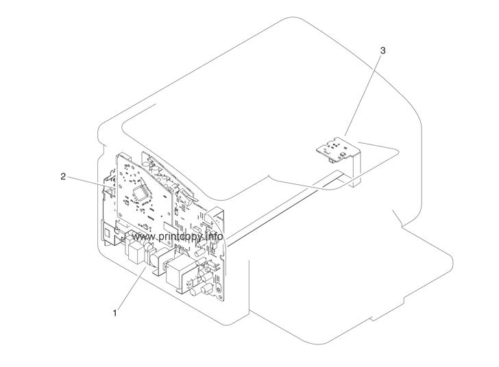 Parts Catalog > HP > LaserJet P1005 > page 1
