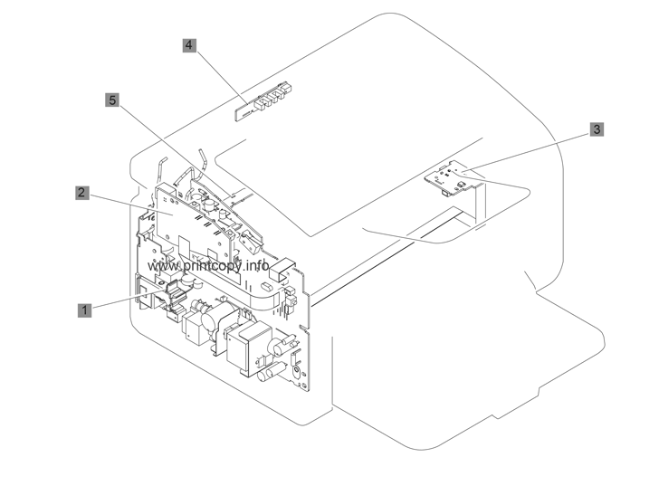 Parts Catalog > HP > LaserJet Professional P1102 > page 6