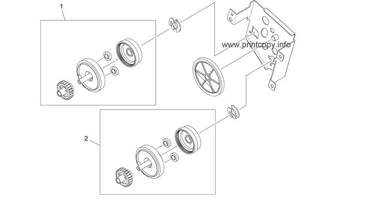 Parts Catalog > HP > LaserJet P2015 > page 12