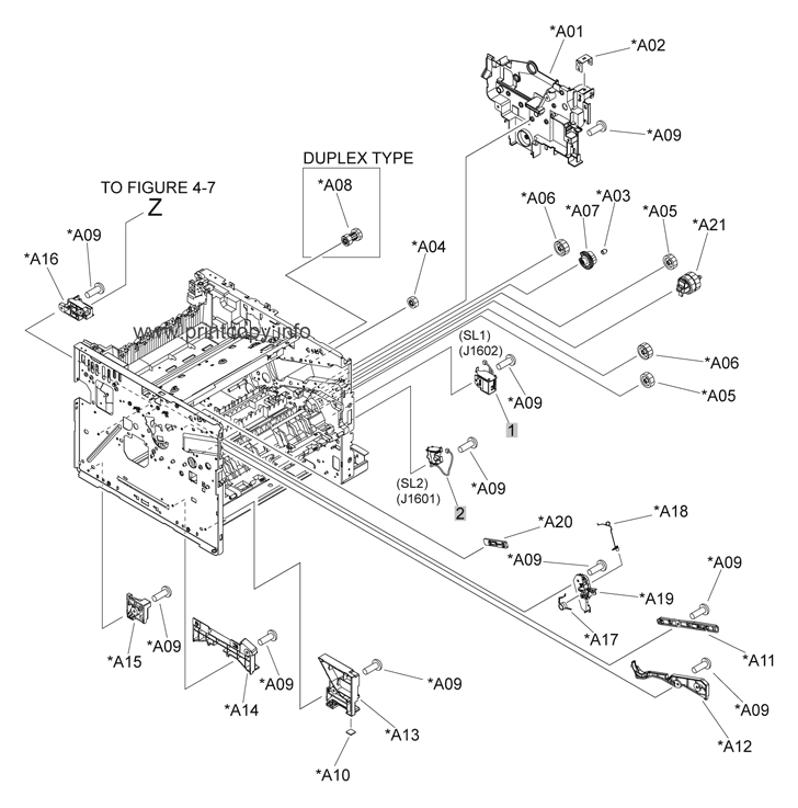 Parts Catalog > HP > LaserJet P3015 > page 3