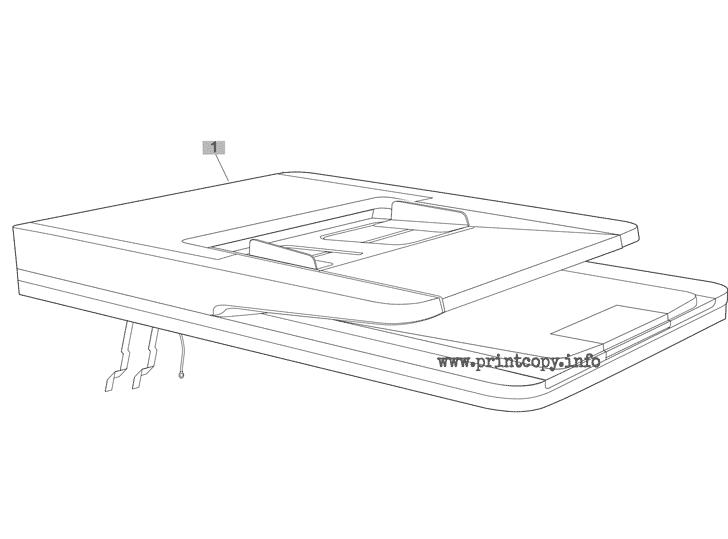 Parts Catalog > HP > LaserJet M479dw Color Pro MFP > page 1