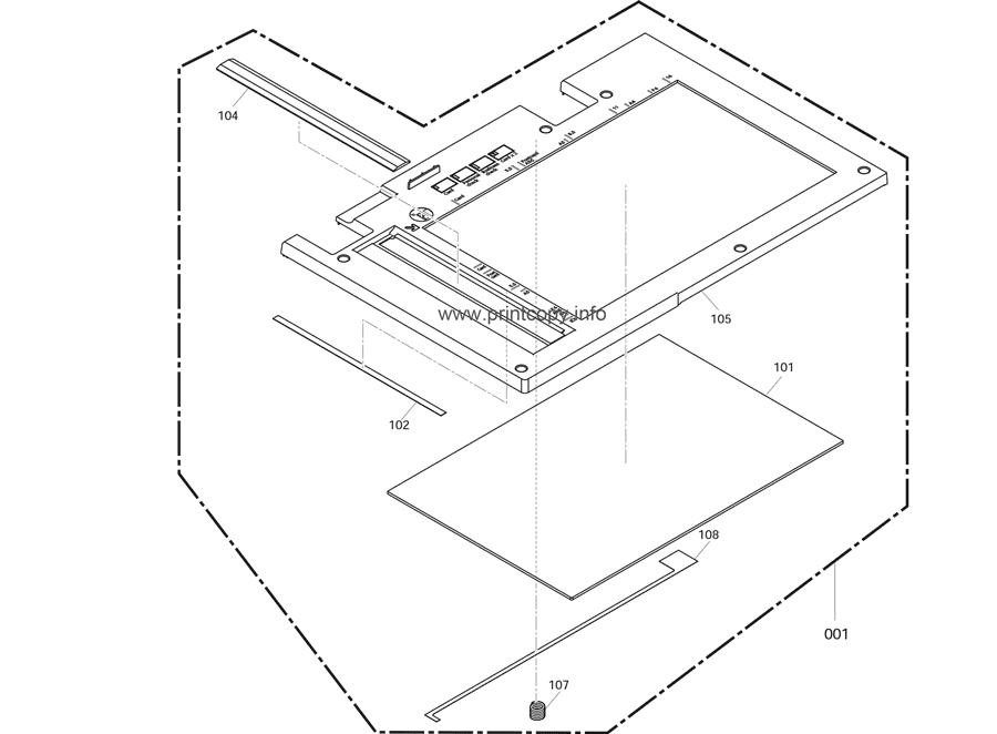 Parts Catalog > Konica-Minolta > bizhub 25e > page 29