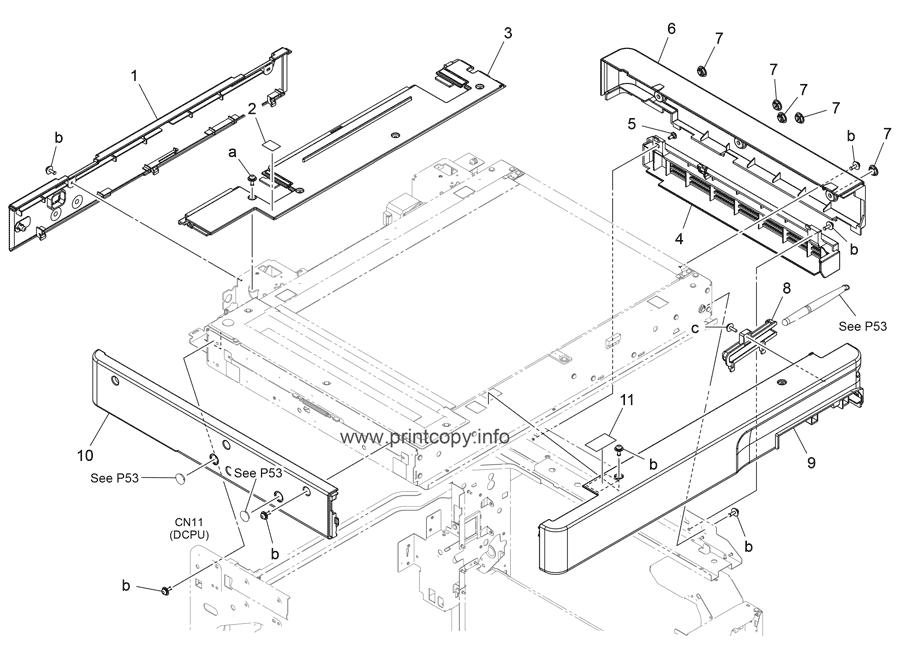 Parts Catalog > Konica-Minolta > bizhub 308e > page 5