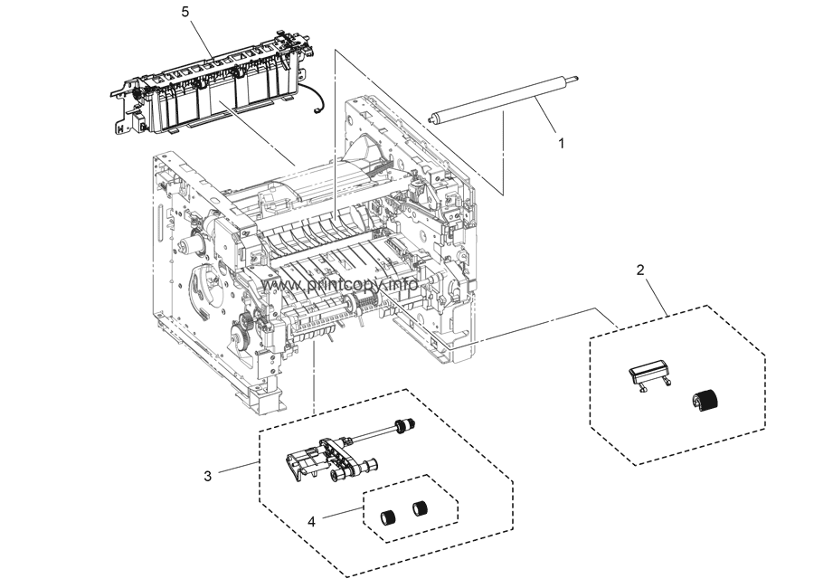 Parts Catalog > Konica-Minolta > bizhub 4752 > page 8
