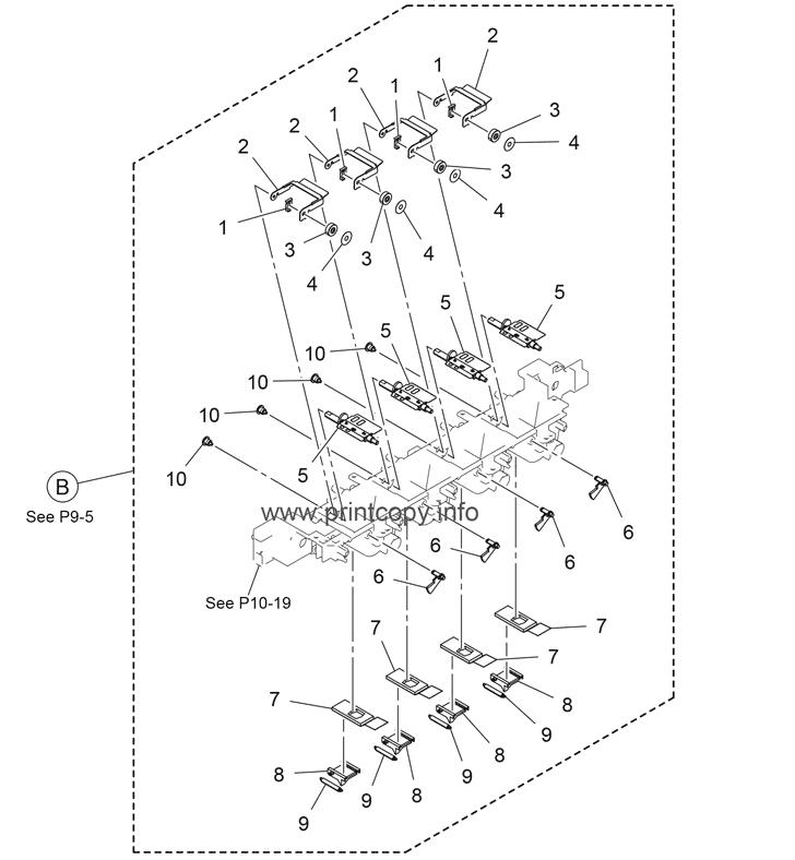 Parts Catalog > Konica-Minolta > bizhub C227 > page 11