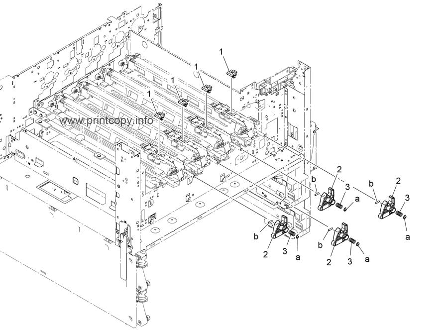 Parts Catalog > Konica-Minolta > bizhub C258 > page 14