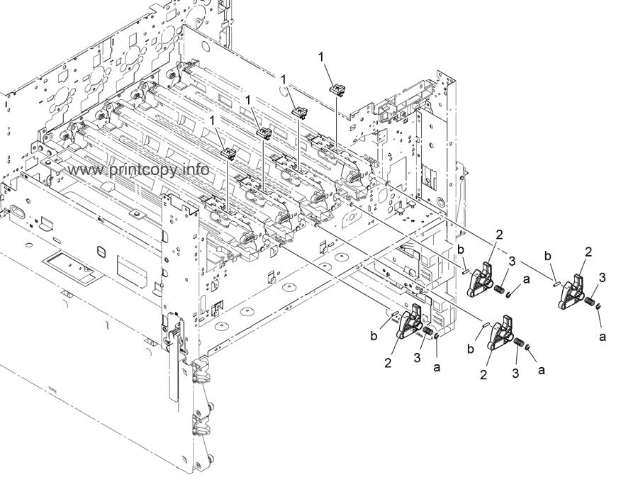 Parts Catalog > Konica-Minolta > bizhub C368 > page 14