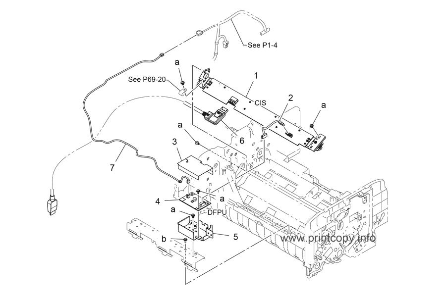 Parts Catalog > Konica-Minolta > bizhub C458 > page 10