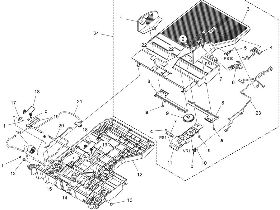 Parts Catalog > Konica-Minolta > bizhub C558 > page 4