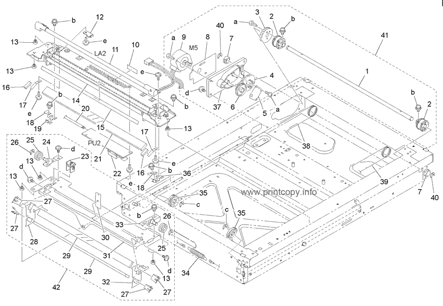 Parts Catalog > Konica-Minolta > bizhub 162 > page 7