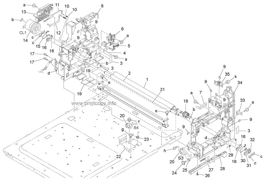 Parts Catalog > Konica-Minolta > bizhub 162 > page 8