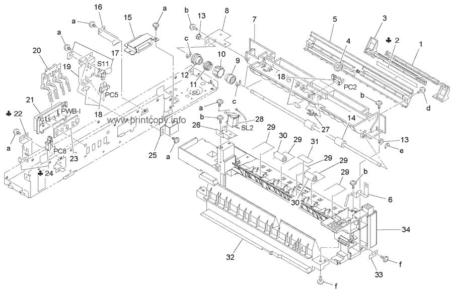 Parts Catalog > Konica-Minolta > bizhub 162 > page 10
