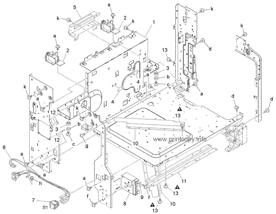 Parts Catalog > Konica-Minolta > bizhub 163 > page 7