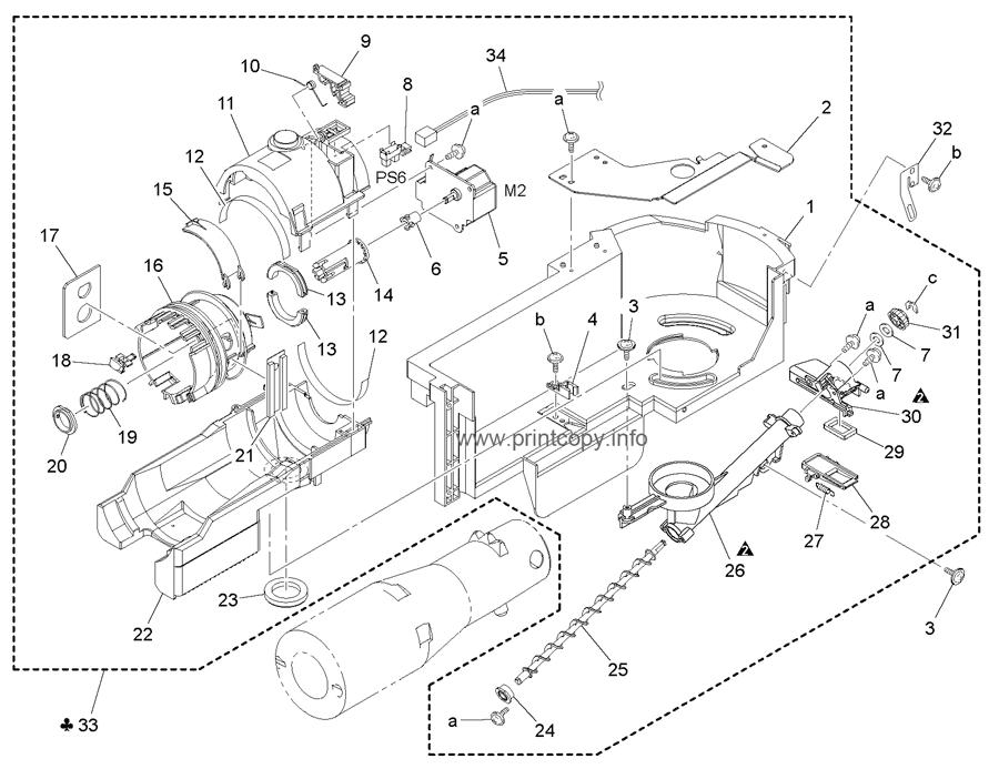 Konica Minolta Bizhub 163V / Toner Cartridge Konica