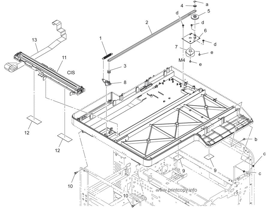 Parts Catalog > Konica-Minolta > bizhub 185 > page 3