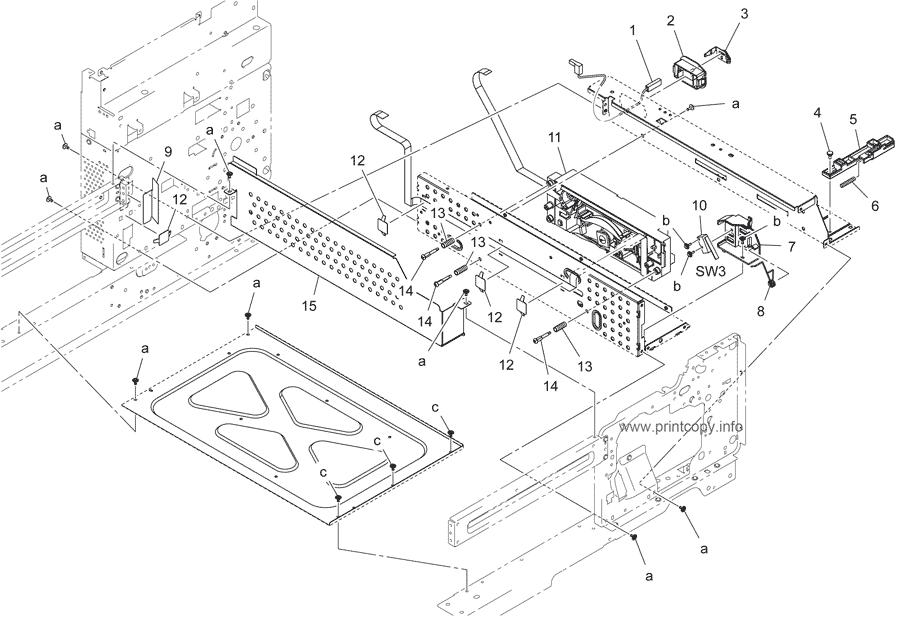 Parts Catalog > Konica-Minolta > bizhub 185 > page 6